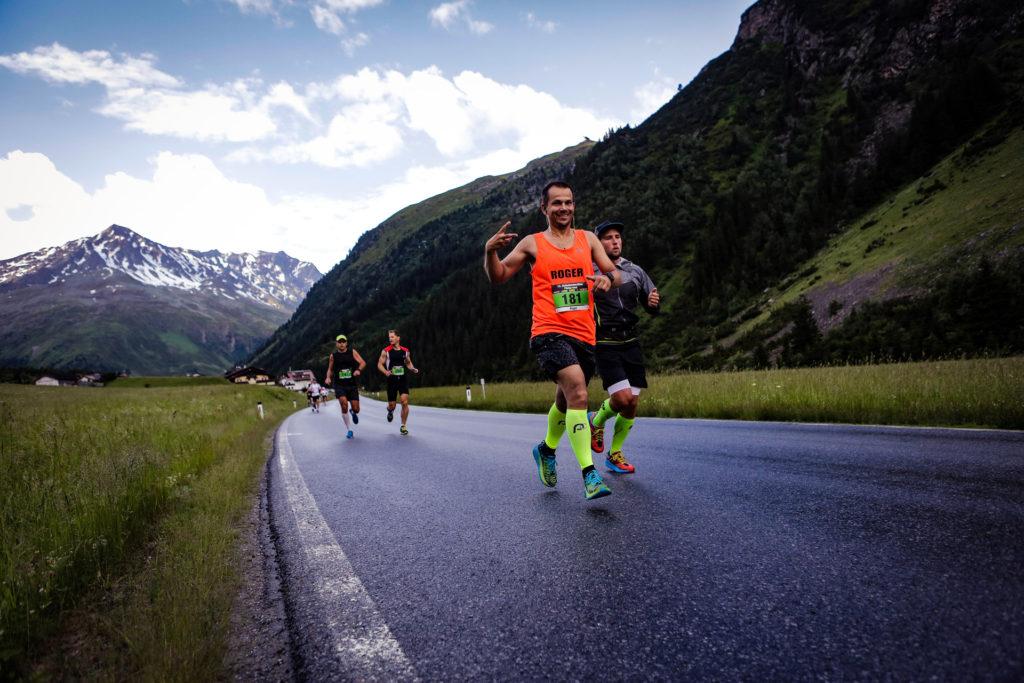 Gletschermarathon Marathon